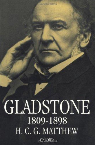 Gladstone 1809-1898