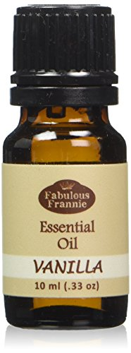 Vanilla Pure Essential Oil Therapeutic Grade - 10 ml