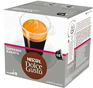 Purchase Nestle 'Barrista espresso' coffee capsules for Dolce Gusto (3 packs) - NESTLE