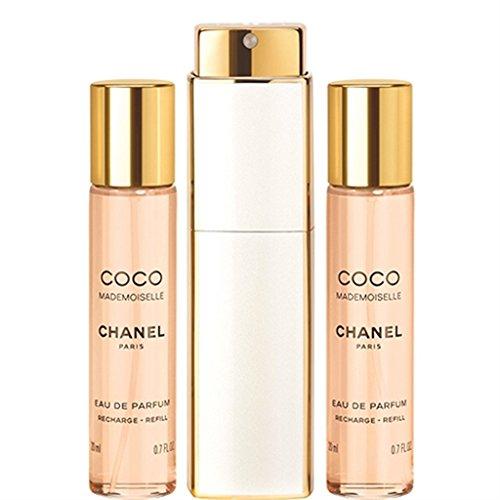 CHANEL discount duty free CHANEL_COCO MADEMOISELLE Eau_de_Parfum Twist & Spray 3x0.7oz