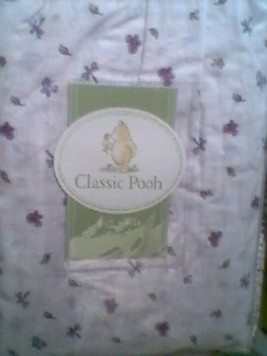 Classic Pooh Dust Ruffle A Bear and his Things 28 in X52 in Best Friends Collection (Classic Pooh Crib Bedding compare prices)