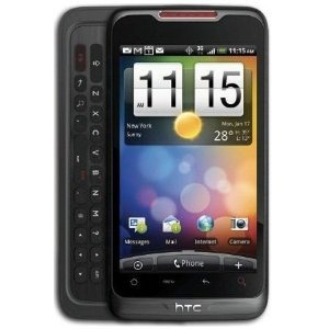 Top cell phones 2013  Verizon HTC Merge No Contract 3G Global 5MP Camera QWERTY MP3 Android Smartphone