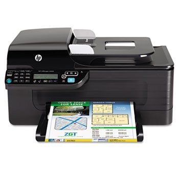 Hewlett-Packard Officejet 4500 All-In-One Inkjet Printer W/ Copy/Fax/Print/Scan Energy-Efficient