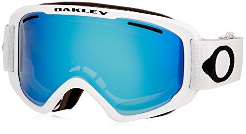 Oakley Máscara de Esquí OO7066-02 Blanco