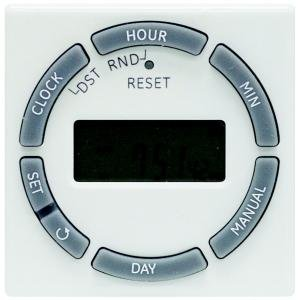 New Ge 15089 7-Day Digital Outlet Timer Random Vacation Setting Option For Extra Security
