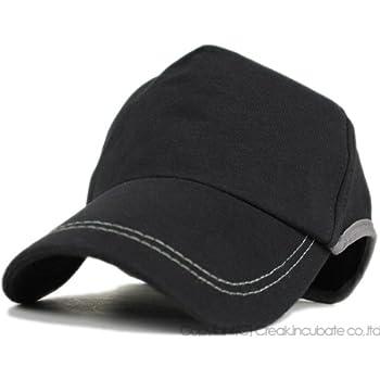 ラウンド スウェットCAP BIGWATCH ブラック(黒) CPR-03 【大きいサイズ】【帽子】【スポーツキャップ】【ランニングキャップ】【ジョギング】