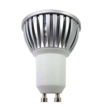 Green House® Dimmable 9W Gu10 Cold White (6000K) Led Spot Light Bulb Lamp , 100-245Vac,Suit For Landscape Scene/Spot Lighting