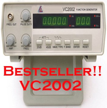 Function Signal Generator VC2002