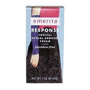 Emerita Response Topical Sexual Arousal Cream, 1-Ounce Bottle