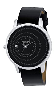 Rip Curl A2341G Black Girl's Analogue Wrist Watch