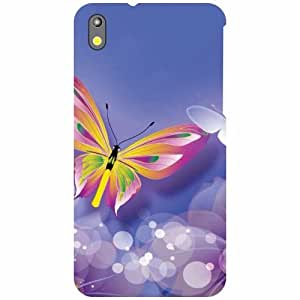 Back Cover For HTC Desire 816G (Printed Designer)