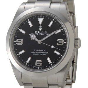 ROLEX ExplorerⅠ214270 Black