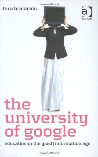 The University Of Google - Tara Brabazon