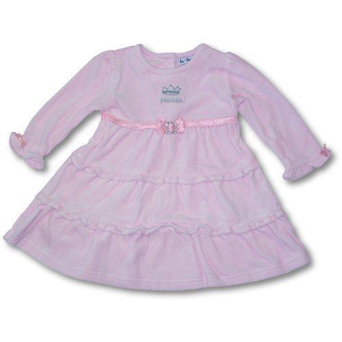 LeTop Baby Girls Velour Tiered Dress - Princess - Buy LeTop Baby Girls Velour Tiered Dress - Princess - Purchase LeTop Baby Girls Velour Tiered Dress - Princess (Le Top, Le Top Apparel, Le Top Toddler Girls Apparel, Apparel, Departments, Kids & Baby, Infants & Toddlers, Girls, Skirts, Dresses & Jumpers, Dresses)