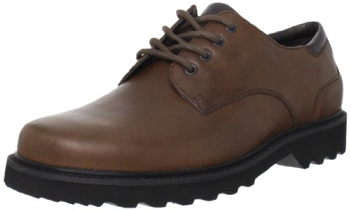 Rockport Men's Northfield Leather Dark Brown Lace Up K70012 10 UK, 44.5 EU, 10.5 US