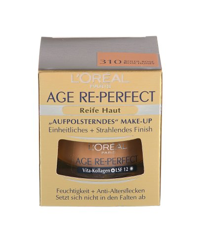 L'Oréal Paris Age Re-Perfect Make-up 310 Rose Honey thumbnail