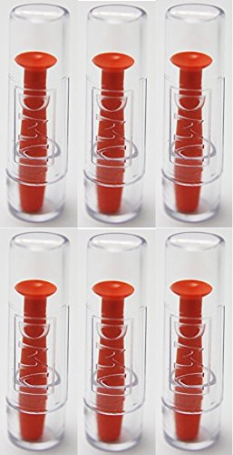 DMV Ultra Hard Contact Lens Remover - Pack of 6