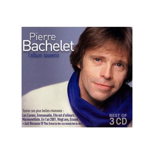 [MULTI]Best Of Pierre Bachelet : L'Album souvenir (Coffret 3 CD)