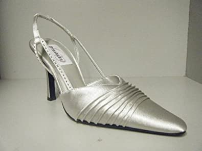 Dyeables Bridal Prom Evening Shoes Olivia Silk