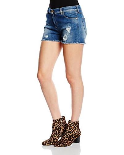 Love Moschino Shorts  [Blu]