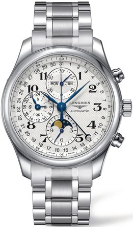 NEW LONGINES MASTER COLLECTION MENS WATCH L2.773.4.78.6