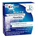 Crest 3d White 2Hr Express Whitestrips Dental Whitening Kit 4Count Picture