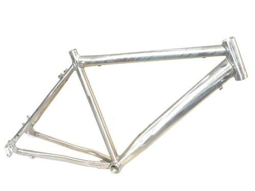 28″ Trekking Fitness Herren Rahmen Fahrradrahmen Alu roh RH50 Disc + Schaltauge