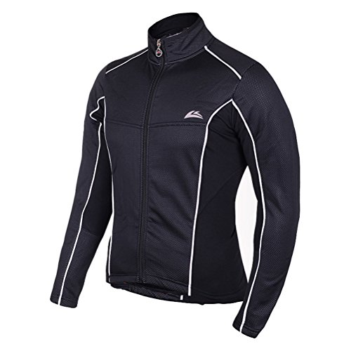 DuShow-Men-Winter-Windproof-Warm-Fleece-Cycling-Jersey-Bike-Clothing-Thicker-Mountain-Bicycle-Jacket