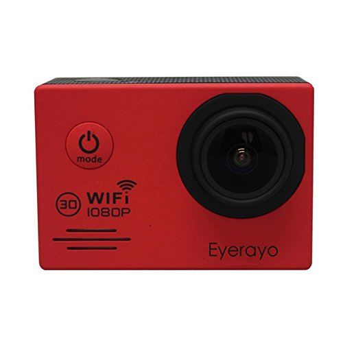 Eyerayo-20-Inch-WIFI-SJ7000-Sports-Camera-14MP-Full-hd-1080P-170-Degree-Wide-Angle-Lens-30m-Waterproof-Diving-Hd-Camcorder-HDMI-Output-H264-Car-DVR-Recorder-Wearable-Action-Hd-Digital-CameraRed