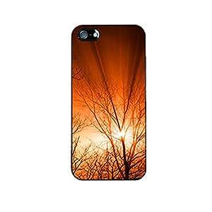 Vibhar printed case back cover for Apple iPhone 6s Plus NatureOrange