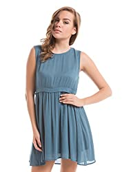 Prym Women's Tunic Dress (1011508901_Blue_X-Large)