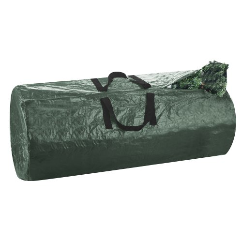 Premium Christmas Tree Bag Holiday Dark Green Extra Large For 9 Foot Tree