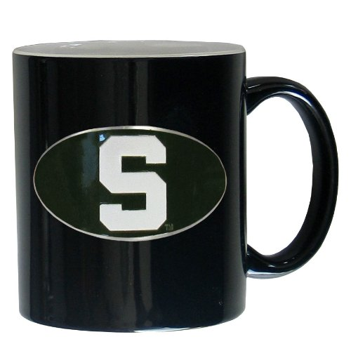 Ncaa Michigan State Spartans Ceramic Coffee Mug