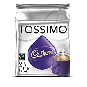 how to make tassimo cadbury hot chocolate