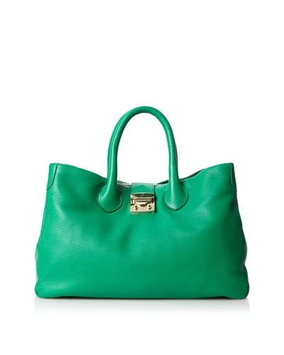 HAYVEN Women's Ani Tote, Kelly Green, One Size