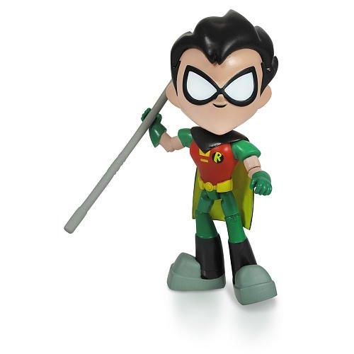 "Teen Titans Go Teen Titans - 5"" Robin Figure - 1"