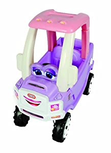 Little Tikes Princess Cozy Truck Ride-On from Little Tikes