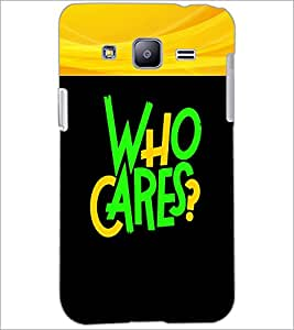 PrintDhaba Quote D-2681 Back Case Cover for SAMSUNG GALAXY J2 (Multi-Coloured)