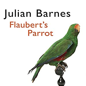 flaubert s parrot book review