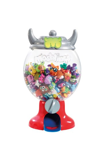 Moshi Monsters Gumball Machine *INCLUDES EXCLUSIVE MOSHLING* (Inviato da UK)