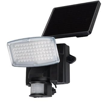 ranex projecteur solaire 80 led luminaires et eclairage. Black Bedroom Furniture Sets. Home Design Ideas