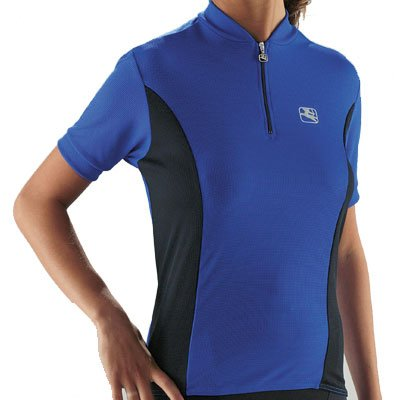 Buy Low Price Giordana Women's Apex Short Sleeve Cycling Jersey – Blue – GI-WSSJ-APEX-BLUE (B000E3EVEY)
