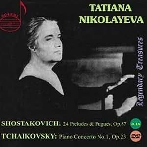 Nikolayeva Vol.1/Shostakovich/+