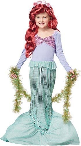Little Mermaid Child Med 8-10