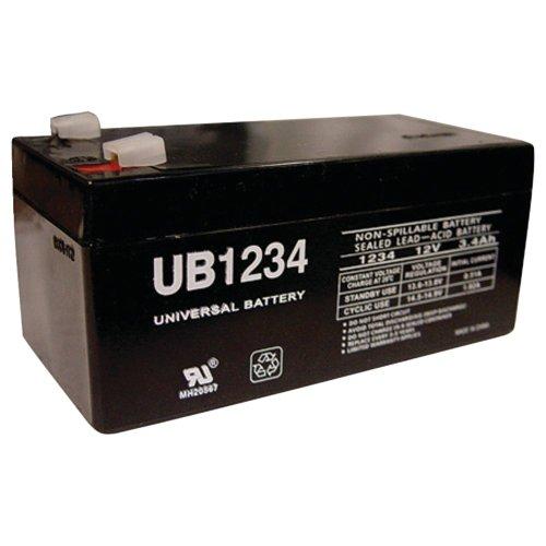 Universal Power Group 85943 Sealed Lead Acid Ba..