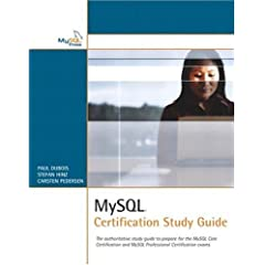 MySQL Certification Study Guide