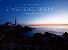 2014カレンダー 吉村和敏【SEASONS OF SPLENDOR】世界の美しい風景ベストショット