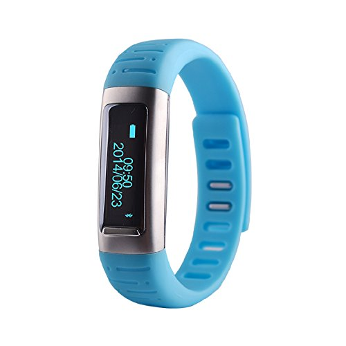 APP5O0 LEMONBEST® Healthy U9 Bluetooth Smart Watch Wrist Watch Bracelet With Calorie Counter, Pedometer