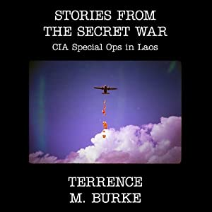 Stories From the Secret War Audiobook