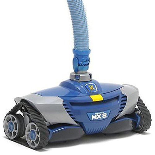 Pool Cleaners & Vacuums Zodiac Baracuda MX8 - In Ground Suction Side Automatic Pool Cleaner MX8 (Portable Electric Pool Heater compare prices)
